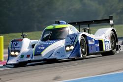 #29 Racing Box Lola B09 Coupé - Judd: Marco Cioci, Piergiuseppe Perazzini, Luca Pirri