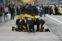 Jeff Burton's, Caterpillar Chevrolet crew