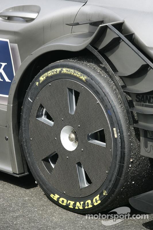 Wagen Bruno Spengler, Team HWA AMG Mercedes C-Klasse