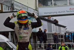 Race winner Alexander Simms