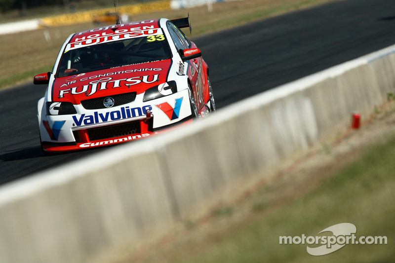 #33 Garry Rogers Motorsport: Lee Holdsworth