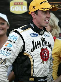 James Courtney l'emporte pour le Jim Beam Racing