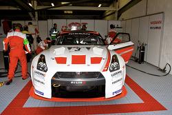 #3 Swiss Racing Team Nissan GT-R