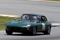 62 Jaguar XKE: Don Norby