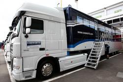Cosworth Truck