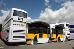 Renault F1 Hospitality