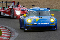 #88 Team Felbermayr Proton Porsche 997 GT3 RSR: Martin Ragginger, Christian Ried, Patrick Long