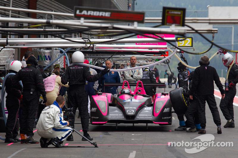 Pitstop #35 Oak Racing Pescarolo Judd: Richard Hein, Guillaume Moreau