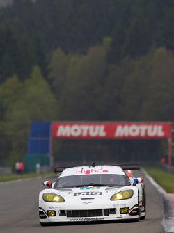 #72 Luc Alphand Aventures Corvette C6.R: Julien Jousse, Stephan Gregoire, David Hart
