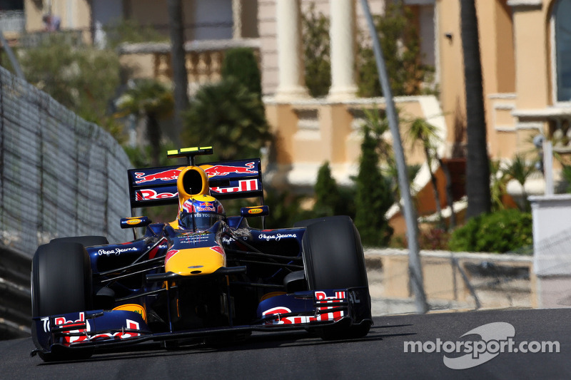 2010 - Mark Webber, Red Bull