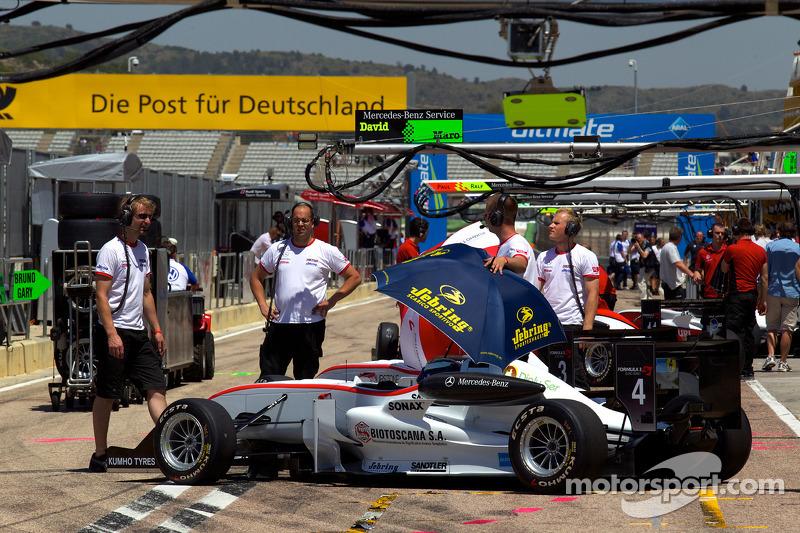 Carlos Munoz, Mücke Motorsport Dallara F308 Mercedes