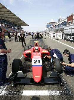 Miki Monras on the grid