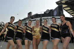Purdue dance team