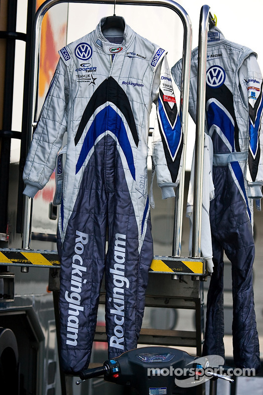 William Bullers race overalls