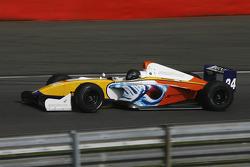 #24 Norbert Gruber, Dallara Nissan WS
