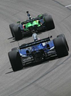 Danica Patrick, Andretti Autosport, Raphael Matos, deFerran Dragon Racing
