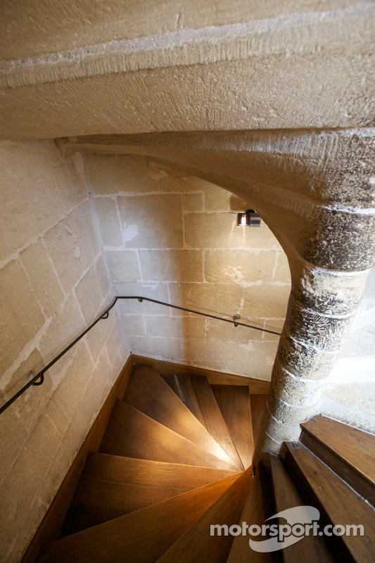 Bezoek aan Château Azay le Rideau