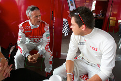 Rinaldo Capello and André Lotterer