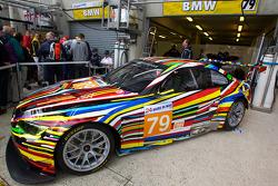 #79 BMW Motorsport BMW M3 Art Car