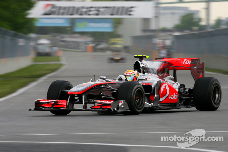 2010 - Lewis Hamilton, McLaren
