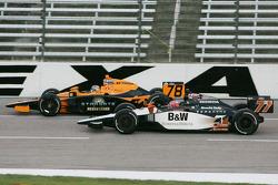 Alex Tagliani, Fazzt Race Team & Simona De Silvestro, HVM Racing