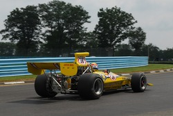 #13- Kurt Englemann 1971 Eagle T192 F5000.
