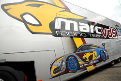 Marc VDS Racing Team, Transporter