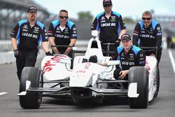 Болід Оріоля Сервії, Schmidt Peterson Motorsports Honda