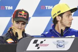 Дани Педроса, Repsol Honda Team и Валентино Росси, Yamaha Factory Racing