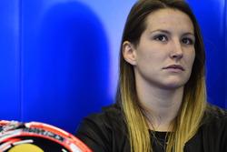Kiara Fontanesi, Maverick Vinales's girlfriend