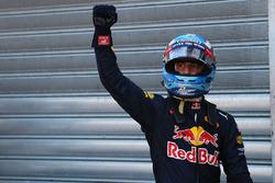 Обладатель поула - Даниэль Риккардо, Red Bull Racing
