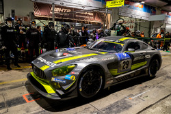 #29 AMG-Team HTP Motorsport, Mercedes-AMG GT3: Крістіан Фіторіс, Марко Зеефрід, Ренгер ван дер Занде, Крістіан Хоенадель