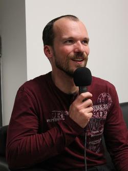 Pierre-Julien Hubert, responsabile tecnico  TEOS Engineering