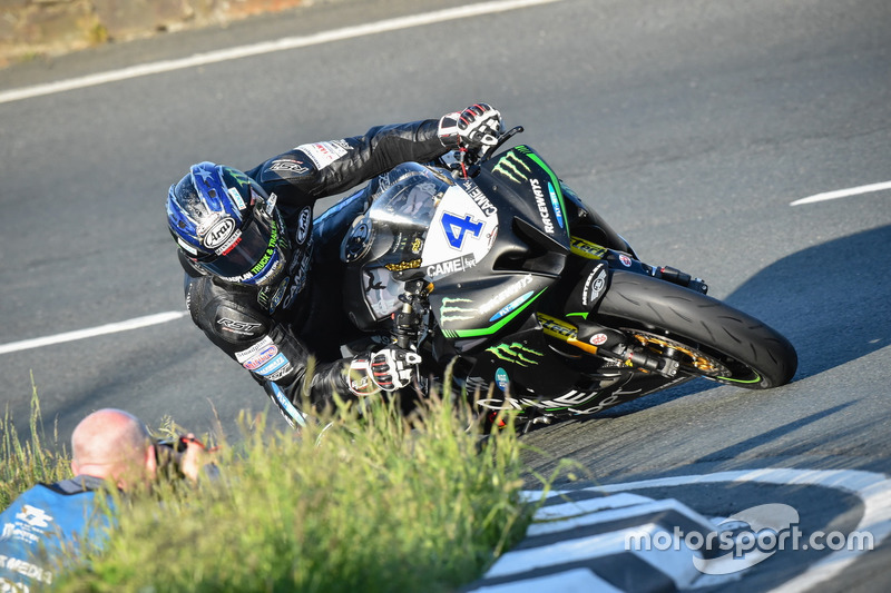 Ian Hutchinson, Yamaha, Came BPT Yamaha - Team Traction Control