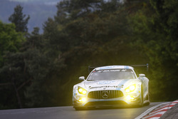#4 AMG-Team Black Falcon, Mercedes-AMG GT3: Бернд Шнайдер, Адам Хрістодулу, Мануель Метцгер, Маро Енгель
