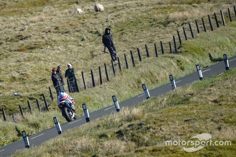 Bruce Anstey, Honda, Valvoline Racing by Padgetts Honda