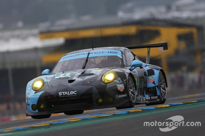 LMGTE Pro: #77 Dempsey Proton Competition, Porsche 911 RSR