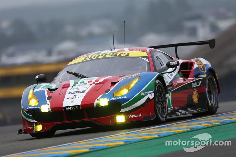 #71 AF Corse - LMGTE Pro