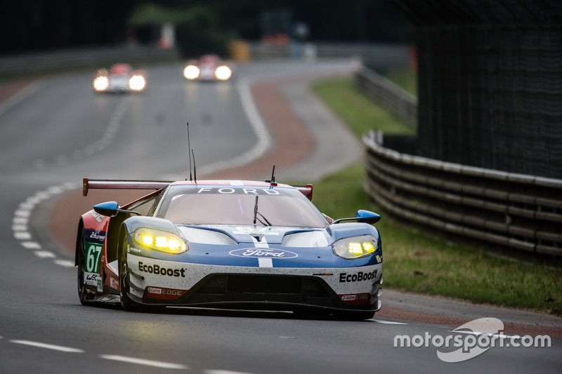 4. LMGTE-Pro: #67 Ford Chip Ganassi Racing, Ford GT