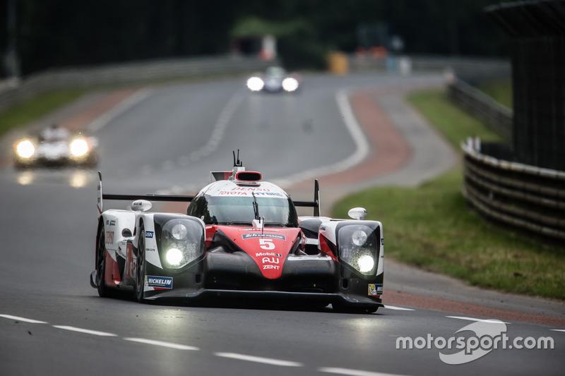 #5 Toyota Gazoo Racing - LMP1