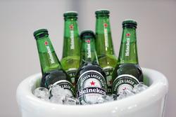 Heineken kondigt een F1-sponsordeal aan