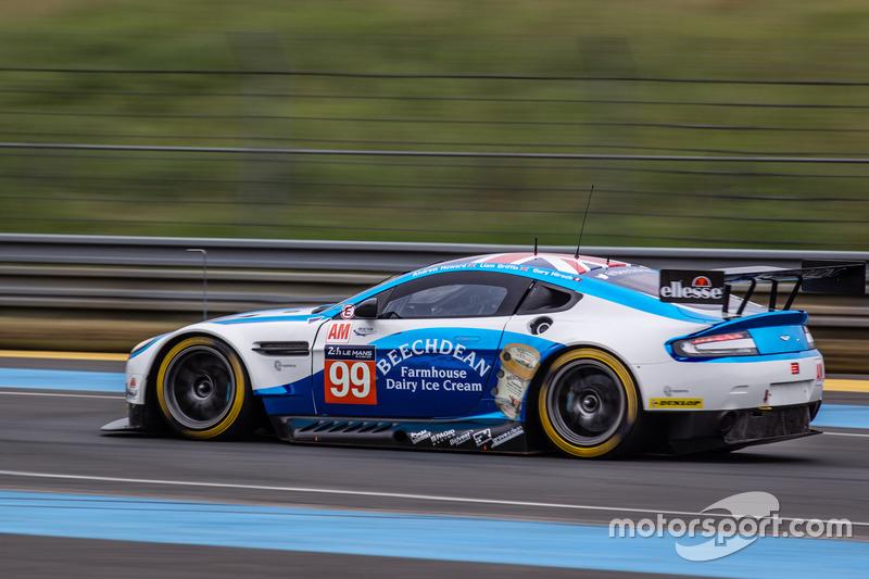 #99 Aston Martin Racing - LMGTE Am