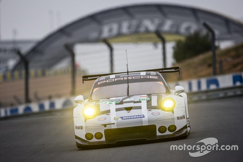 #91 Porsche Motorsport - LMGTE Pro