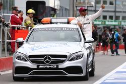 Поул Льюиса Хэмилтона, Mercedes AMG F1 W07