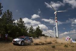Квентин Жордано и Тьерри Салва, Peugeot 208 T16