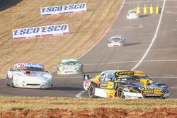 Leonel Pernia, Las Toscas Racing Chevrolet, Leonel Sotro, di Meglio Motorsport Ford, Nicolas Gonzalez, A&P Competicion Torino