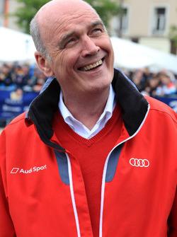 الدكتور فولفغانغ أولريخ، رئيس أودي سبورت