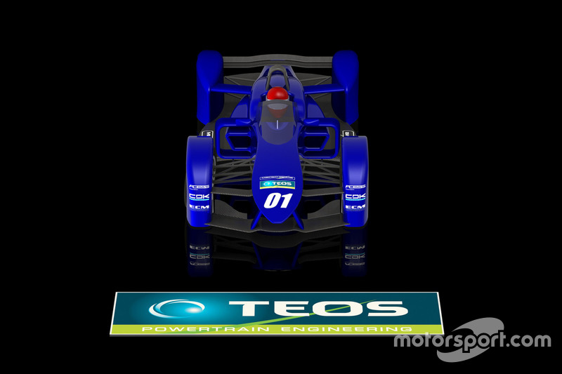 Proposal mobil Formula E TEOS