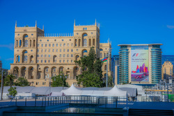 Bakú, ambiente