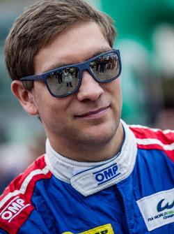 Виталий Петров, #37 SMP Racing BR01 - Nissan